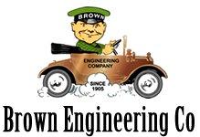 B. Brown